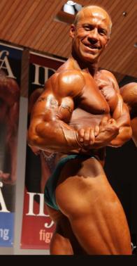 Natural Pro Bodybuilder